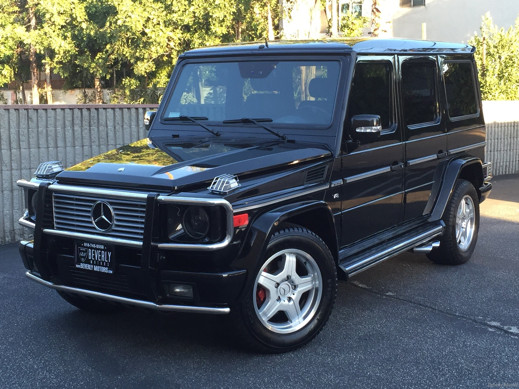Mercedes g55 amg for sale for Mercedes benz g class amg for sale